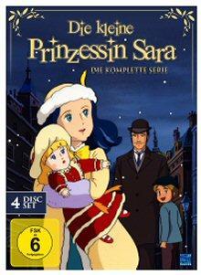 Die kleine Prinzessin Sara - Die komplette Serie (4 DVDs)