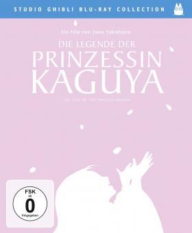 Die Legende der Prinzessin Kaguya (2013) [Blu-ray]