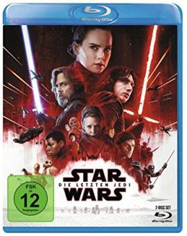 Star Wars: Die letzten Jedi (2 Discs) (2017) [Blu-ray]
