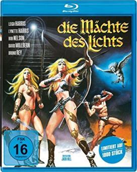 Die Mächte des Lichts (Limited Edition) (1982) [Blu-ray]