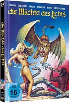 Die Mächte des Lichts (Limited Mediabook, Blu-ray+DVD) (1982) [Blu-ray]