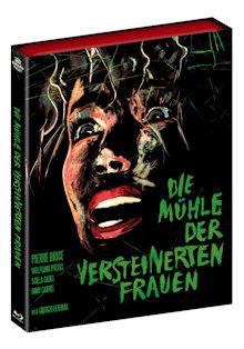 Die Mühle der versteinerten Frauen (Limited Edition) (1960) [FSK 18] [Blu-ray]