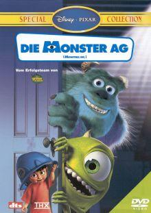Die Monster AG (Special Collection) (2001)