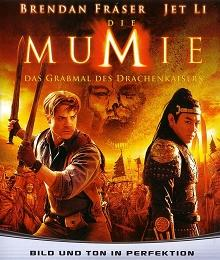 Die Mumie: Das Grabmal des Drachenkaisers (2008) [Blu-ray]