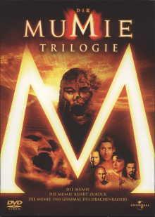 Die Mumie Trilogie (3 DVDs) [Gebraucht - Zustand (Sehr Gut)]
