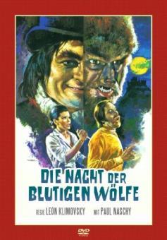 Die Nacht der blutigen Wölfe (kleine Hartbox) (1972) [FSK 18]