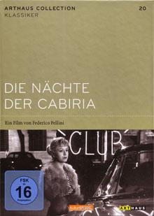 Die Nächte der Cabiria (1957) [Gebraucht - Zustand (Sehr Gut)]