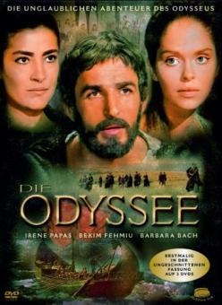 Die Odyssee (3 Discs, Digipak) (1968)