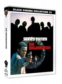 Die Organisation (Limited Edition, Blu-ray+DVD, Black Cinema Collection #05) (1971) [Blu-ray]
