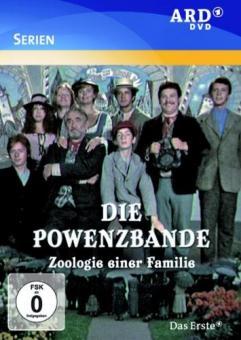 Die Powenzbande - Zoologie einer Familie (3 DVDs) (1973)