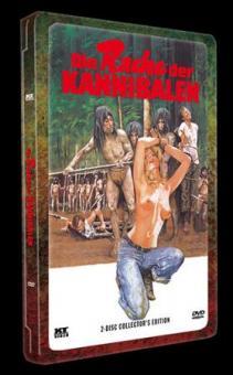 Die Rache der Kannibalen (2 DVDs Metalpak mit 3D-Hologramm Cover) (1981) [FSK 18]