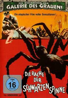 Die Rache der schwarzen Spinne (1958)