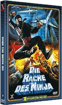 Die Rache der Ninja (Kleine Hartbox, Uncut) (1983) [FSK 18]
