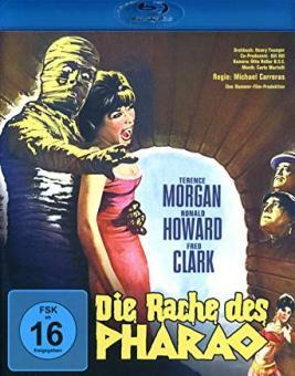 Die Rache des Pharao (1964) [Blu-ray]