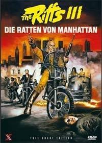 The Riffs III - Die Ratten von Manhattan (Kleine Hartbox) (1984) [FSK 18]