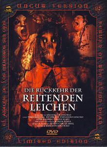 Die Rückkehr der reitenden Leichen (Uncut, Limited Edition) (1973) [FSK 18]
