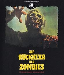 Die Rückkehr der Zombies (1980) [FSK 18] [Blu-ray]
