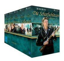 Die Scharfschützen Komplettbox (15 Disc Set) (Collector's Edition)
