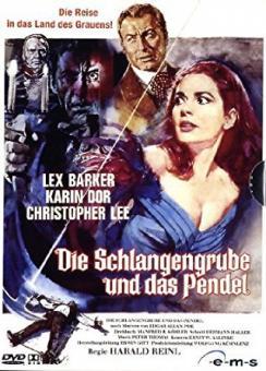 Die Schlangengrube und das Pendel (1967) [Gebraucht - Zustand (Sehr Gut)]