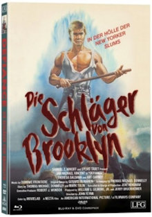 Die Schläger von Brooklyn (Limited Mediabook, Blu-ray+DVD, Cover A) (1980) [FSK 18] [Blu-ray]