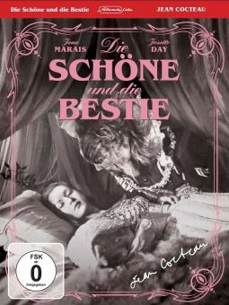 Die Schöne und das Biest (Collector's Edition, Blu-ray+DVD) (1946) [Blu-ray]