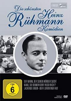 Heinz Rühmann - Die schönsten Heinz Rühmann Komödien (4 DVDs) [Gebraucht - Zustand (Sehr Gut)]