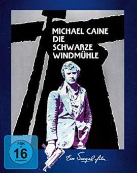 Die schwarze Windmühle (Limited Mediabook, Blu-ray+DVD, Cover A) (1974) [Blu-ray]
