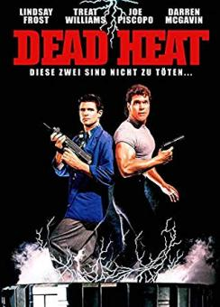 Dead Heat (Limited Mediabook, 2 Discs, Cover C) (1988) [FSK 18] [Blu-ray]