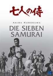Akira Kurosawa: Die Sieben Samurai - DigiPack (1954)