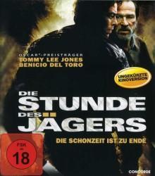 Die Stunde des Jägers (2003) [FSK 18] [Blu-ray]