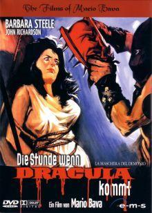 Die Stunde, wenn Dracula kommt (1960) [Gebraucht - Zustand (Sehr Gut)]