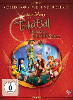 TinkerBell - Die Suche nach dem verlorenen Schatz (Limited Edition) (2009)