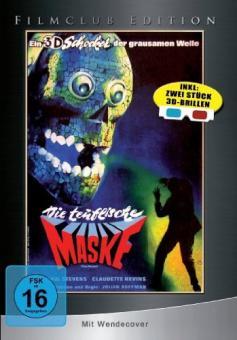 Die teuflische Maske 3D (Limited Edition) (1961)