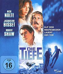Die Tiefe (1977) [Blu-ray]