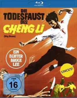 Bruce Lee - Die Todesfaust des Cheng Li - Uncut (1972) [Blu-ray]