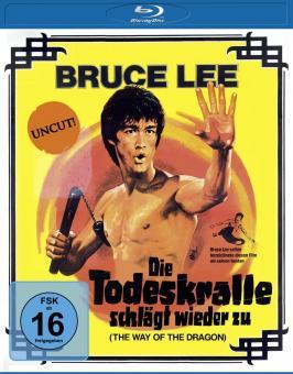 Bruce Lee - Die Todeskralle schlägt wieder zu - Uncut (1972) [Blu-ray]