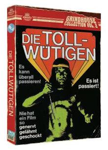 Die Tollwütigen (Limited Edition, Blu-ray+DVD) (1970) [FSK 18] [Blu-ray]