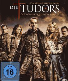 Die Tudors - Die komplette dritte Season (2 Discs) [Blu-ray]