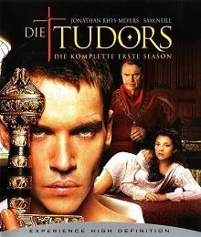 Die Tudors - Die komplette erste Season (3 Discs) [Blu-ray]