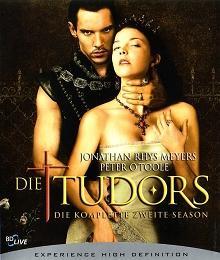 Die Tudors - Die komplette zweite Season (3 Discs) [Blu-ray]