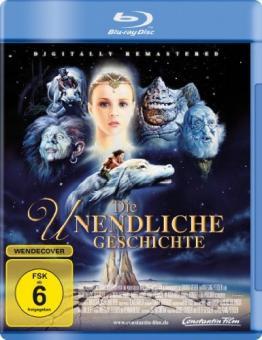 Die unendliche Geschichte (1984) [Blu-ray] [Gebraucht - Zustand (Sehr Gut)]
