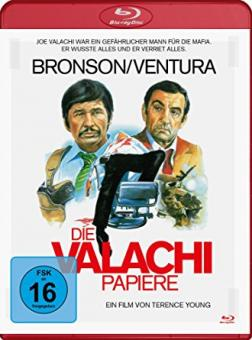 Die Valachi-Papiere (1972) [Blu-ray]