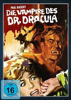 Die Vampire des Dr. Dracula (Limited Edition, Blu-ray+DVD) (1968) [Blu-ray]
