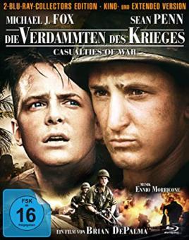 Die Verdammten des Krieges (Collector's Edition, 2 Blu-ray's, Extended Version) (1989) [Blu-ray]