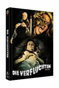 Die Verfluchten (Limited Mediabook, Blu-ray+DVD, Cover C) (1960) [Blu-ray]
