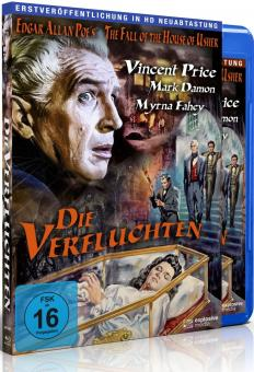 Die Verfluchten (Special Edition) (1960) [Blu-ray]