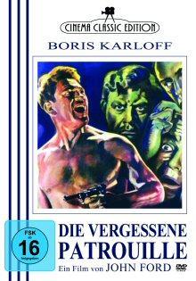 Die vergessene Patrouille (1934)