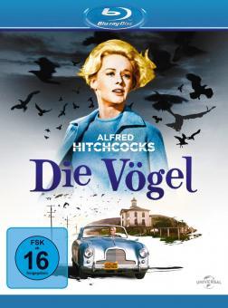 Die Vögel (1963) [Blu-ray]