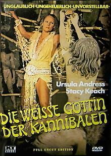 Die Weiße Göttin der Kannibalen (Kleine Hartbox) (1977) [FSK 18]