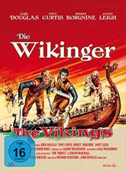 Die Wikinger (Limited Mediabook, Blu-ray+DVD) (1958) [Blu-ray]